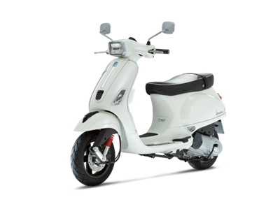 Rental Scooter 125 in Rome