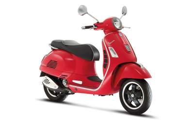 Noleggio Scooter Vespa 200 GT a Roma