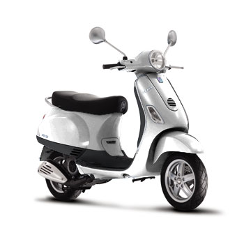 Rent Scooter Vespa 50 in Rome